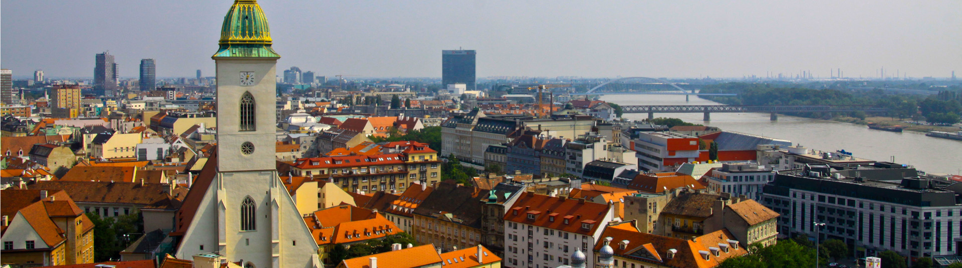 How to get to Prague from Bratislava